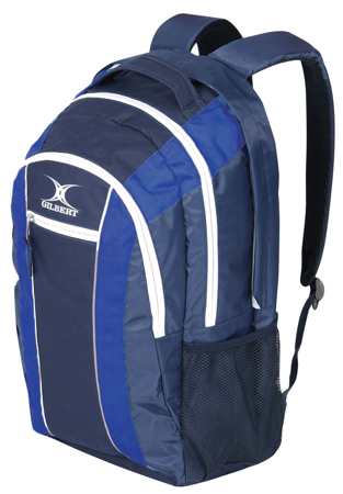 GILBERT CLUB V2 BACKPACK - NAVY/ROYAL