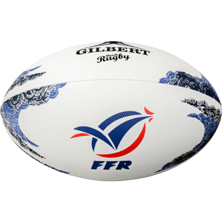 GILBERT FRANCE BEACH RUGBY BALL