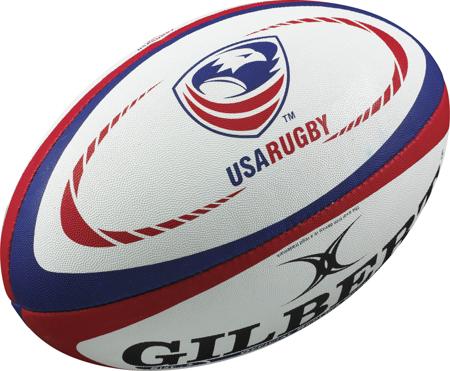 GILBERT USA OFFICIAL REPLICA BALL