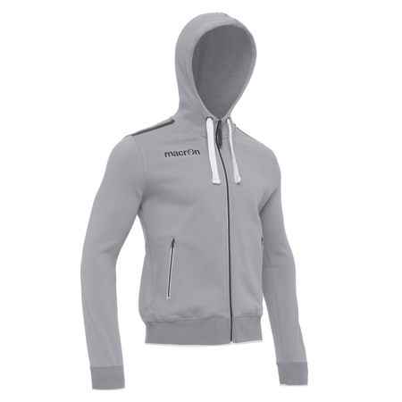 MACRON MOTOWN HOODED FULL ZIP