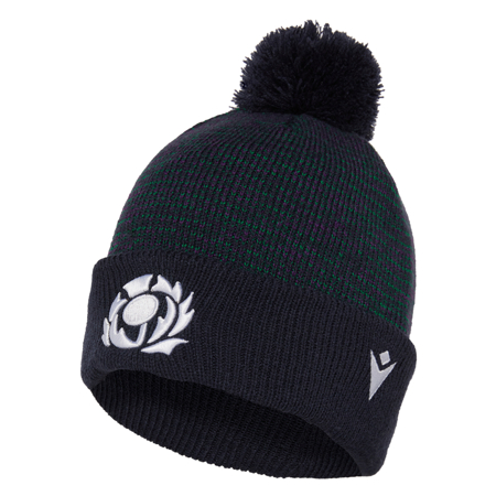 MACRON SCOTLAND RUGBY HAT