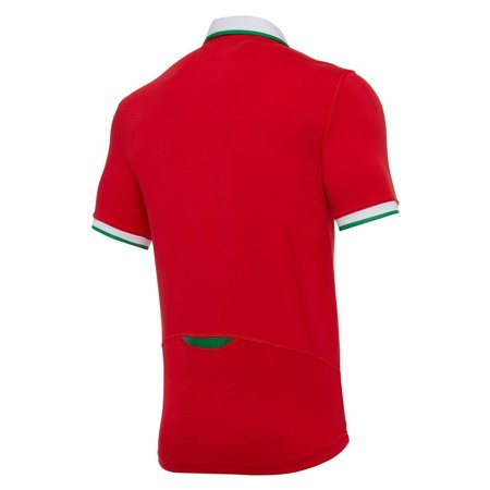 MACRON WELSH RUGBY HOME SHIRT