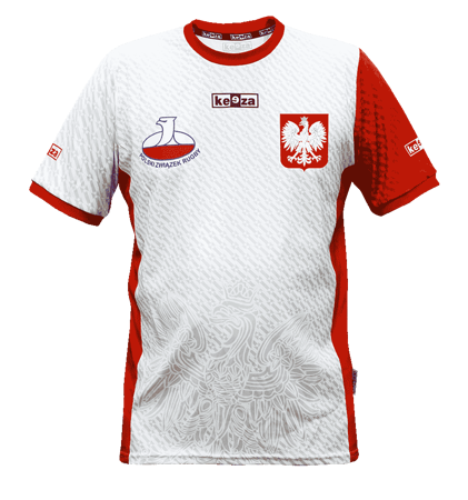 POLAND RUGBY SHIRT