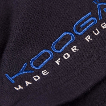 SPODENKI KOOGA OPEN HEM FLEECE - NAVY